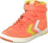 Hummel Stadil Lw Jr Nylon Hi Shocking Orange