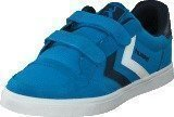 Hummel Stadil canvas junior low Methyl blue