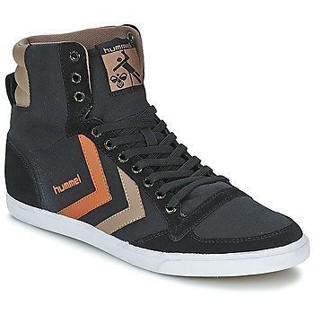 Hummel TEN STAR CANVAS HI korkeavartiset tennarit