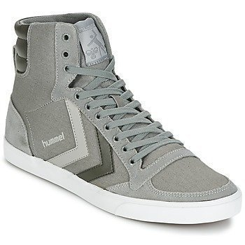Hummel TEN STAR DUO CANVAS HIGH korkeavartiset tennarit