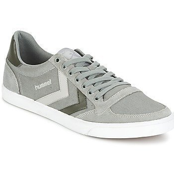 Hummel TEN STAR DUO CANVAS LOW matalavartiset tennarit