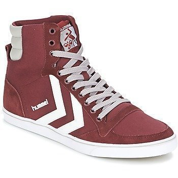 Hummel TEN STAR MONO HI korkeavartiset tennarit