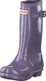 Hunter Original Kids Glitter Finish Thundercloud