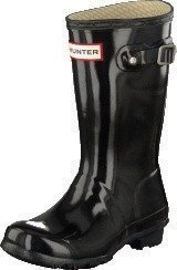 Hunter Original Kids Gloss Black