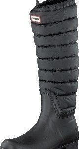 Hunter Original Quilted leg Black