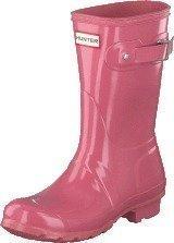 Hunter Women Original Short Gloss Rhodonite pink