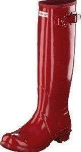 Hunter Women's Orig Tall Gloss Military Red