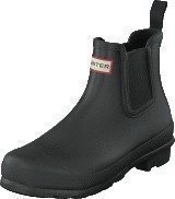 Hunter Womens Original Chelsea Black