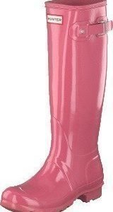 Hunter Women's Original Tall Gloss Rhodonite Pink