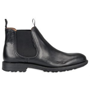 Hush Puppies Carl Chelsea Black