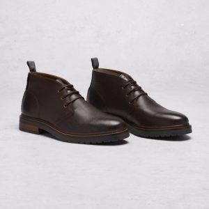 Hush Puppies Dan Desert Brown