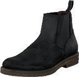 Hush Puppies Kristian Elast Boot BLK