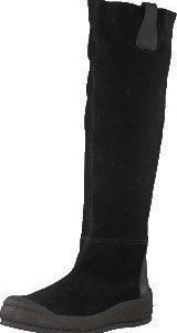 Hush Puppies Love High Boot BLK