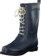 Ilse Jacobsen 3/4 Rubber Boot Indigo