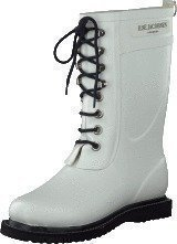 Ilse Jacobsen 3/4 Rubber Boot White