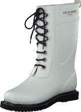 Ilse Jacobsen 3/4 Rubber Boot White