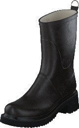 Ilse Jacobsen 3/4 Rubberboot R36 Brown