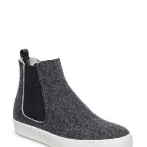 Ilse Jacobsen High Top Felt Sneaker
