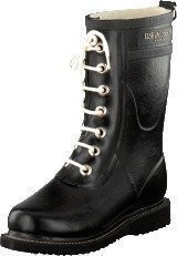 Ilse Jacobsen Kids Rubberboot Black