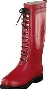 Ilse Jacobsen Long Rubberboot Red
