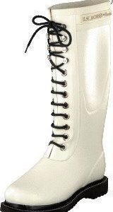 Ilse Jacobsen Long Rubberboot White