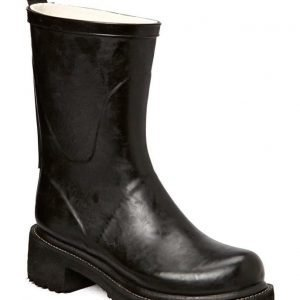 Ilse Jacobsen Rain Boots Mid Calf With High Heel
