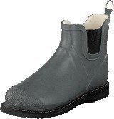 Ilse Jacobsen Short Rubberboot Flat Sole Grey