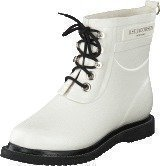 Ilse Jacobsen Short Rubberboot White