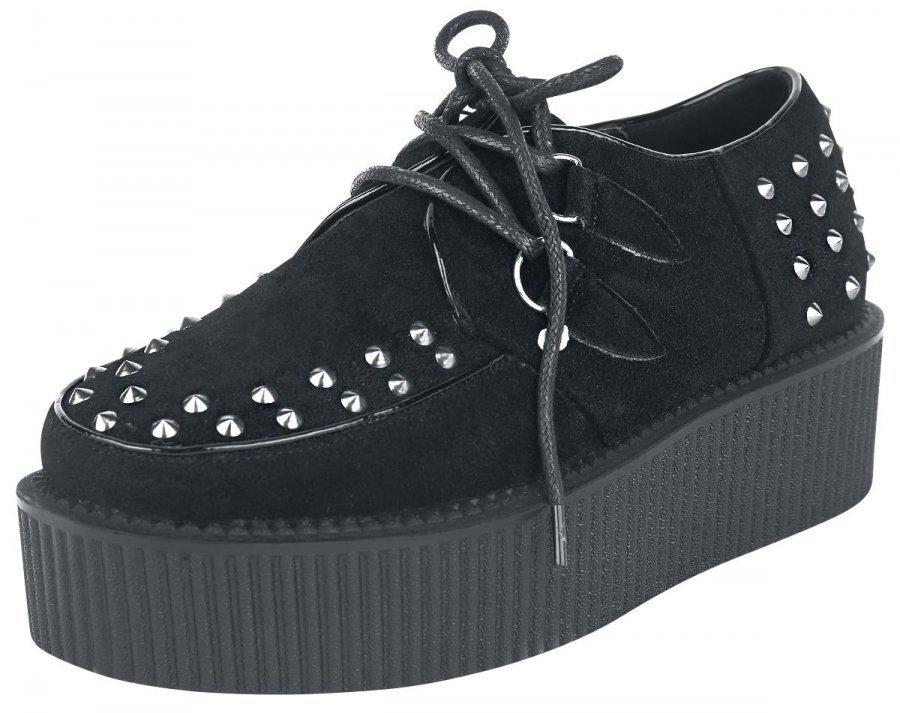 Industrial Punk Stud Creepers Creepers-kengät
