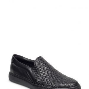 J. Lindeberg Pointy Slip-On Lux Leather