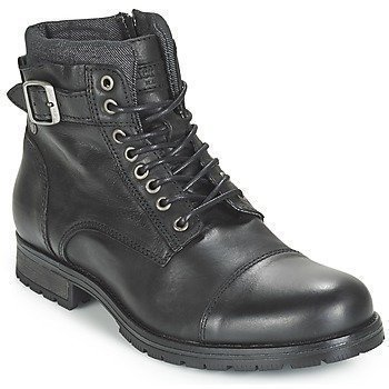 Jack   Jones ALBANY LEATHER BOOT bootsit