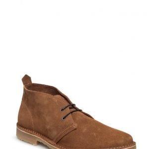 Jack & Jones Jfwgobi Suede Desert Boot Cognac