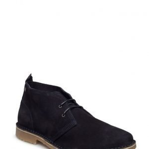 Jack & Jones Jfwgobi Suede Desert Boot Navy Blazer