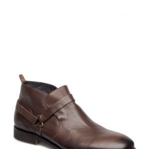 Jack & Jones Jfwmanson Leather Short Boot Java
