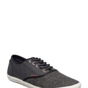 Jack & Jones Jfwspider Mixed Wool Sneaker Anthracite
