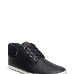 Jack & Jones Jfwvertigo Pu Sneaker Anthracite