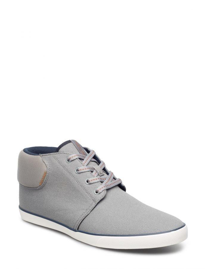 Jack & Jones Jjvertigo Canvas Sneaker Frost Grey