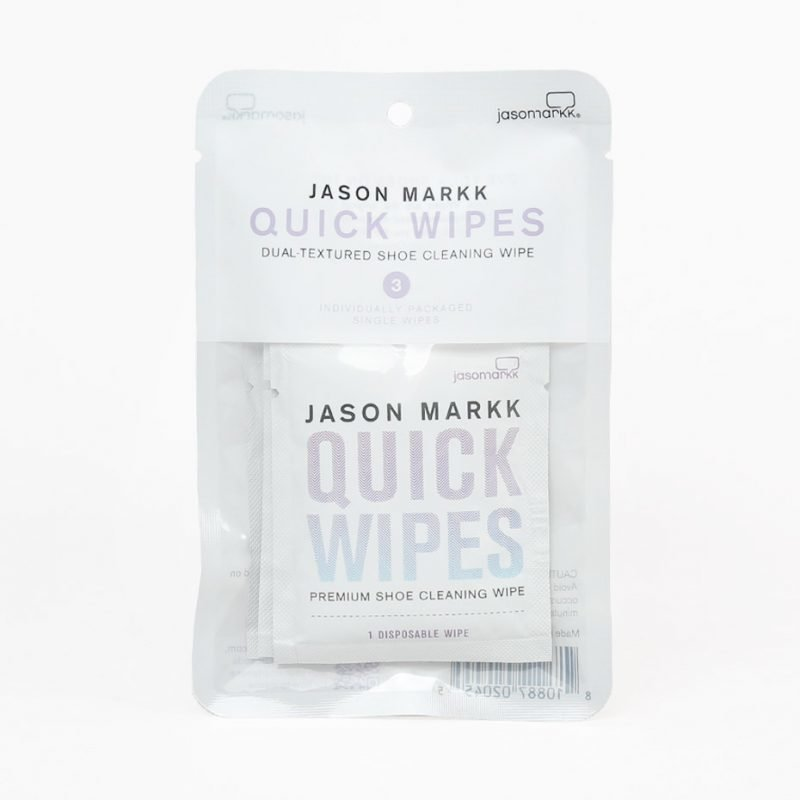 Jason Markk Quick Wipes 3-p