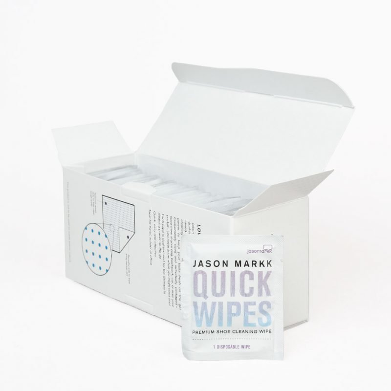 Jason Markk Quick Wipes 30-pack