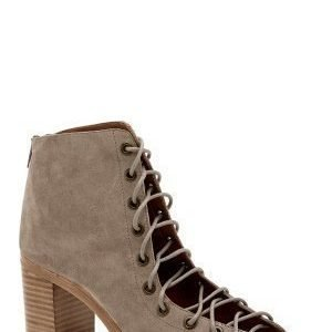 Jeffrey Campbell Cors 174 Taupe Suede