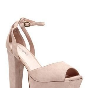 Jeffrey Campbell Perfect-2 Shoes Nude