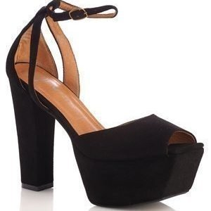 Jeffrey Campbell Perfect-2 Shoes musta