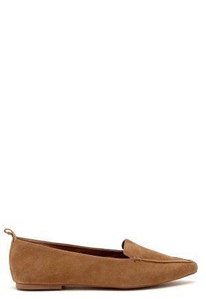 Jeffrey Campbell Vionett Shoes 250 Camel Suede