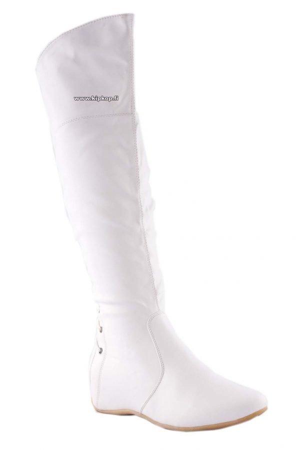 Jenna valkoiset saappaat