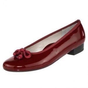 Jenny Ballerinat Viininpunainen