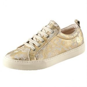 Jj Footwear Nauhakengät Beige / Kullanvärinen