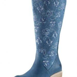 Jj Footwear Saappaat Sininen