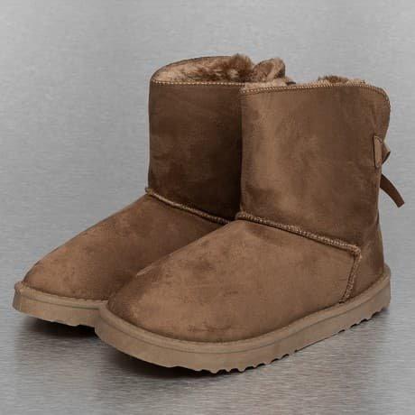 Jumex Vapaa-ajan kengät Khakiruskea