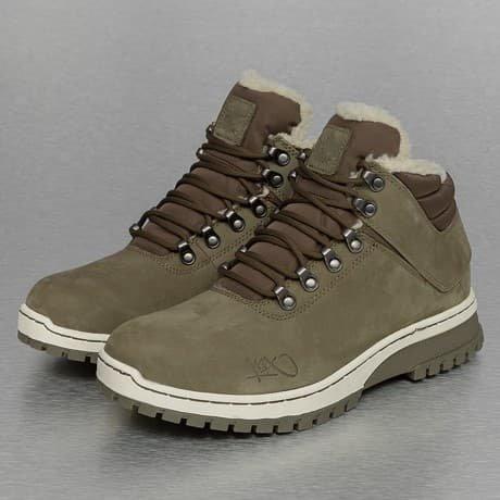 K1X Vapaa-ajan kengät Khakiruskea