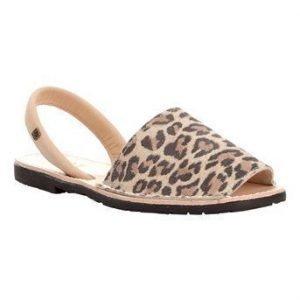 K.Cobler Nahkasandaalit Palma Leopardi